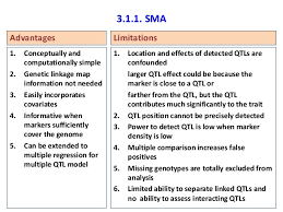 what information does a linkage map provide linkage mapping and qtl analysis lecture