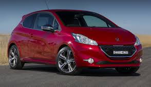 peugeot cars 2016 peugeot 208 gti gets price cut ahead of 2016 model launch photos