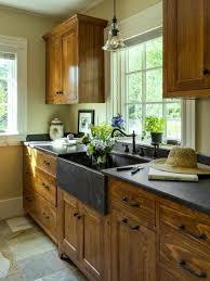 Vintage Inspired Kitchen by Kitchen Wall Decorating Ideas Photos Inspiration