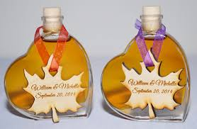 maple syrup wedding favors graham farms maple