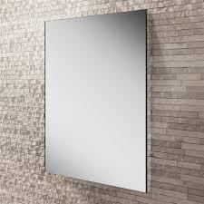 Heated Bathroom Mirror by Hib Triumph 50 Bathroom Mirror