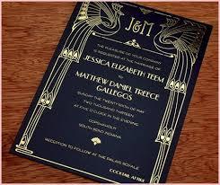 gatsby wedding invitations the great gatsby wedding invitations comfortable wedding