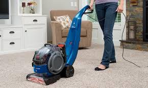 bissell lift off deep cleaner for carpets refurbished groupon