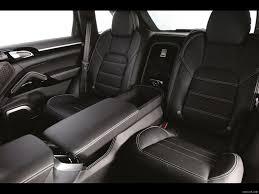 Porsche Cayenne Interior - 2013 techart porsche cayenne s diesel interior rear seats hd
