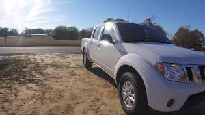 nissan frontier gas mileage 2017 2017 nissan frontier review youtube