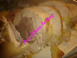 cuisine chapon roti roti de chapon farci aux gourmandises de steph