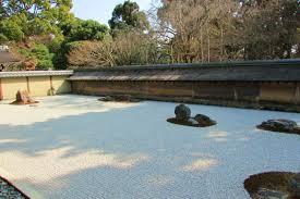 Ryoanji Rock Garden The Ryoanji Zen Rock Garden Japaneasy