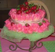 strawberry shortcake birthday party ideas strawberry shortcake party ideas design dazzle