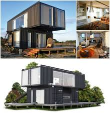 shipping container home beach house 2