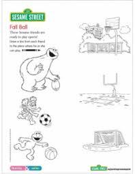 kids free sesame street coloring printables