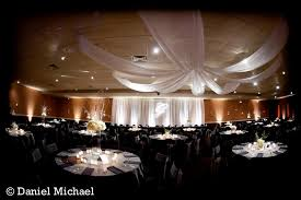 Ceiling Drapes For Wedding Lexington Event Decor U0026 Design Event Decor Rental