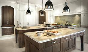 double island kitchen designs counters two tier with sink islands