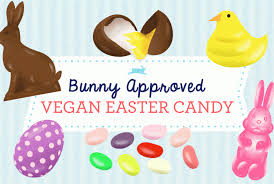 easter bunny candy bunny approved vegan easter candy
