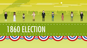 the election of 1860 u0026 the road to disunion crash course us