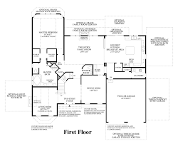 Floor Plans For Country Homes by Dominion Valley Country Club Executives The Duke Home Design