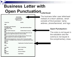 cover letter style full block letter style open punctuation huanyii com