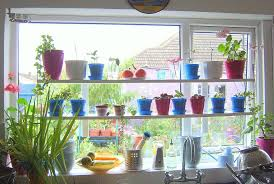 Kitchen Windowsill Ikea Hack Varde Shelving For Kitchen Windowsill Do You R U2026 Flickr