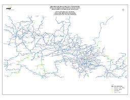 Map Costa Rica Greater San Jose Roads Type Of Surface Map Costa Rica