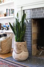 a quick and easy fireplace makeover lay baby lay