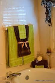 bathroom towel display ideas bathroom towel display2 displaying towels decorative bathroom