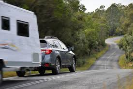 subaru camping trailer should you drive a motorhome or tow a trailer
