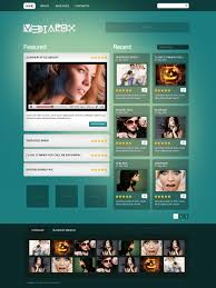love themes video video gallery psd template 49968