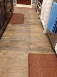 wood looking tile vs hardwood flooring ideal garage floor tiles on