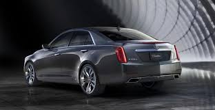 cadillac cts mpg redesigned 2014 cadillac cts into midsize luxury sedan