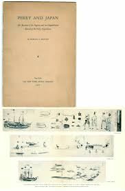 publications pertaining to the perry expedition to japan