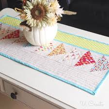 Fall Table Runners by Diy Fall Table Runner Keepcalmpresson U Create