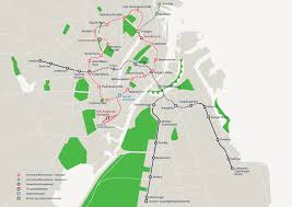Green Line Map File Copenhagen Metro With City Circle Line Map Svg Wikimedia