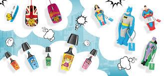accessoire de bureau rigolo on illumine sa rentrée avec des accessoires amusants et colorés
