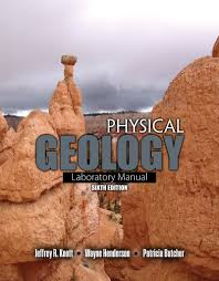 physical geology laboratory manual higher education