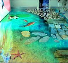 3d ocean floor designs stunning 3d bathroom floors 3d epoxy flooring