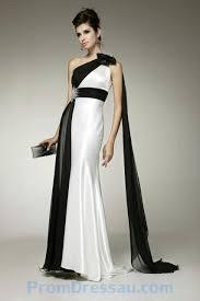 black and white dresses black and white evening dresses kzdress