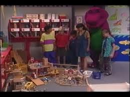 Vhs Barney U0026 Backyard Gang by Barney U0026 The Backyard Gang Barney Goes To 1990 Episode 6