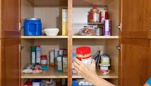 How To Organize Your Kitchen Pantry - four tips to clear the clutter in your kitchen pantry