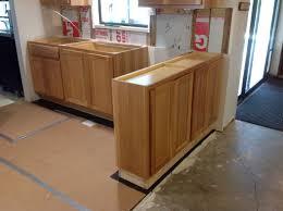 raising kitchen base cabinets kitchen rnr s
