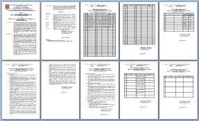 format absensi ujian contoh sk panitia ujian sekolah usm tahun 2017 format microsoft word
