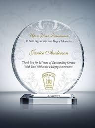 retirement plaque 103 best awards plaques images on
