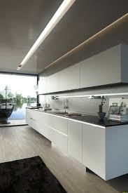 Kitchen Ceiling Lights Ideas Best 25 Modern White Kitchens Ideas Only On Pinterest White