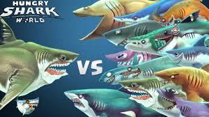 megalodon vs great white whale megamouth tiger blue mako bull