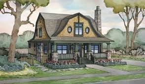 Colonial Revival House Plans The Dutch Revival House Bob Vila