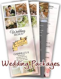 Wedding Packages Wedding Catering Packages Wedding Menus Giannilli U0027s Ii In