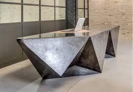 Concrete Reception Desk Polished Concrete Reception Desk Http Www Lowinfo Com Projects