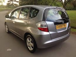 2009 59 honda jazz 1 4 manual petrol full history 1 owner in
