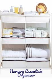 Closet Organizers For Baby Room 9 Best Nursery Storage Ideas Images On Pinterest Nursery Storage