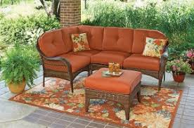Walmart Patio Chair Better Homes And Gardens Azalea Ridge Cushions Walmart