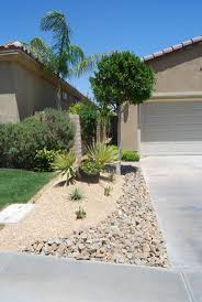 Desert Backyard Image Of Small Front Yard Landscaping Ideas Design And Decor