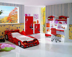 Car Bedroom Furniture Set by Bedroom Attractive White And Green Double Bed For Kids Bedroom